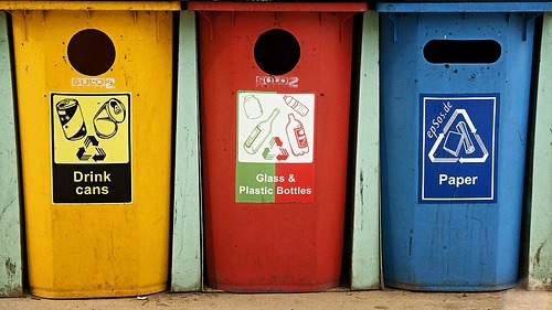 America Recycles Day - Waste and Recycling Workers Week
