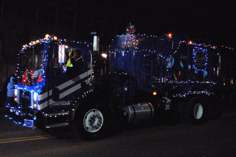 Happy Holidays - Waste and Recycling Workers Week
