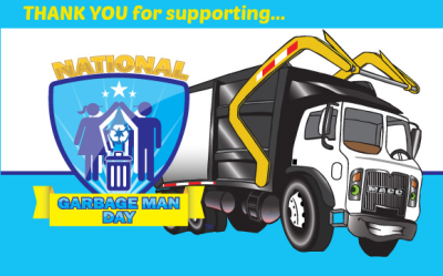 Thank You for Supporting Waste & Recycling Workers Week