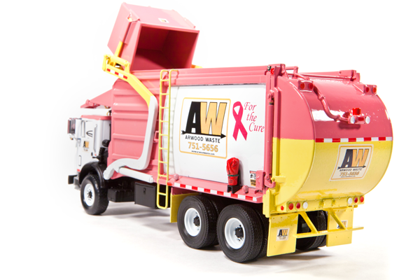 Breast Cancer Awareness - Arwood Waste - Waste and Recycling Workers Week
