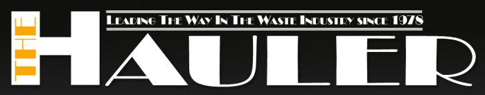 The Hauler Magazine | Waste and Recycling Workers Week Inaugural Sponsor