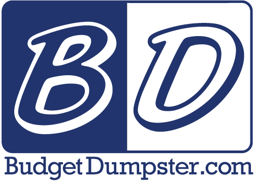 Budget Dumpster - Waste and Recycling Workers Week Sponsor
