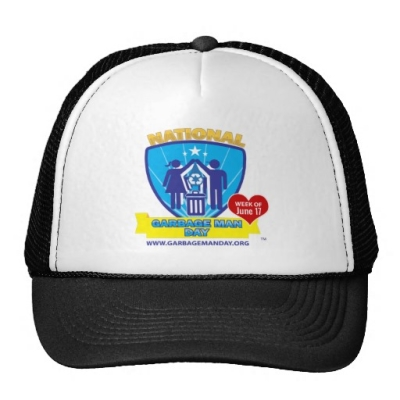 Trucker Hat - Waste and Recycling Workers Week