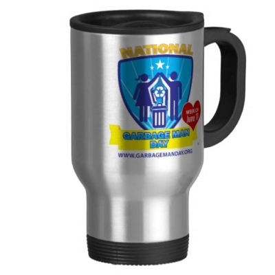 Travel Mug - Waste and Recycling Workers Week Accessories