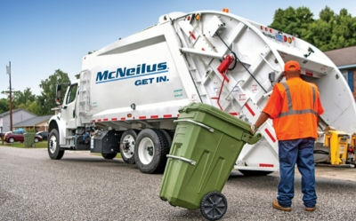 McNeilus Trucks | Waste and Recycling Workers Week Sponsor