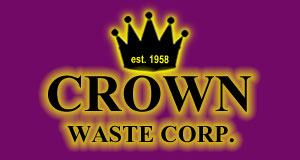 Crown Waste Corp. - Waste and Recycling Workers Week Sponsor