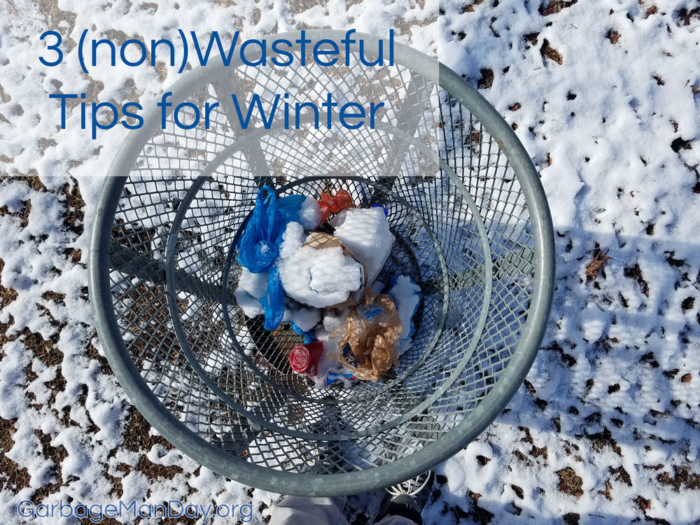 Waste and Recycling Workers Week - 3 Tips for Winter