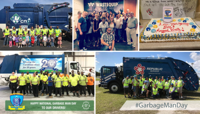 How Will Your Company Celebrate Waste and Recycling Workers Week? | Waste & Recycling Workers Week 2018