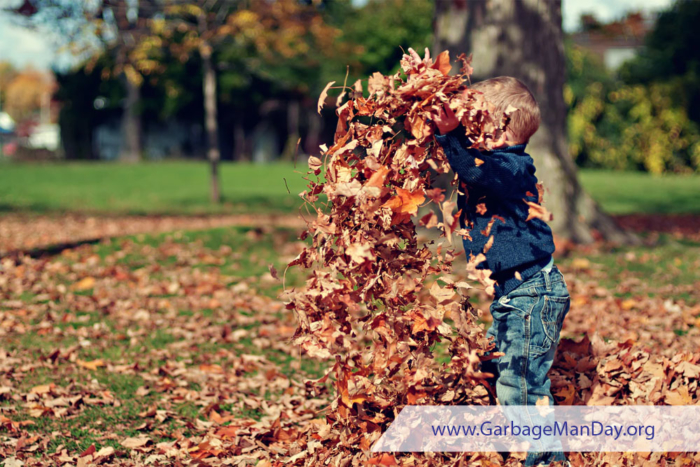 Say Hello to Fall and Get Ready to Change with the Seasons - Waste & Recycling Workers Week