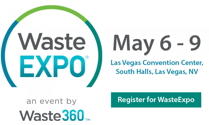 WasteExpo 2019: The Future Is Here - Register for WasteExpo Today!
