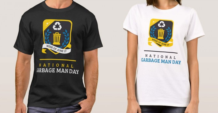 Win FREE Waste and Recycling Workers Week Shirts for Your Entire Company!