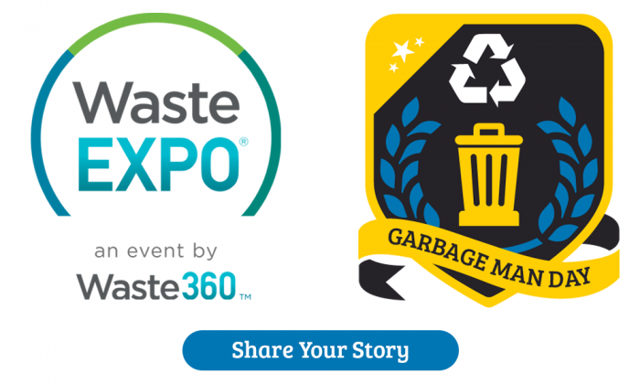 Show Your Support for Waste and Recycling Workers Week at WasteExpo