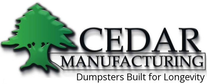 Cedar Manufacturing | Waste and Recycling Workers Week Sponsor