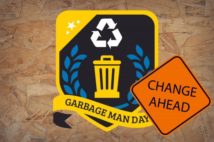 National Garbage Man Name Change Coming Soon